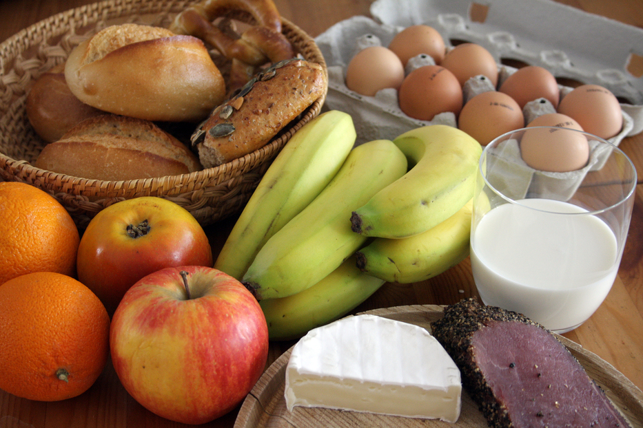 Lebensmittelmarkt in Kettig