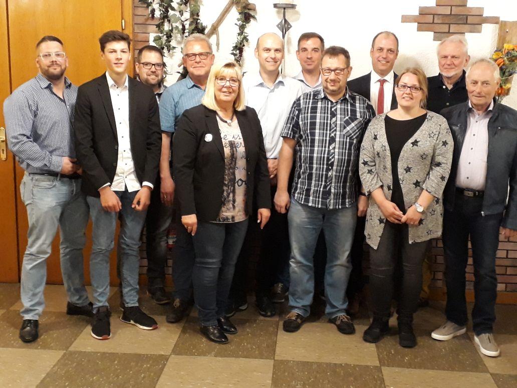 CDU-Kettig Vorstand 2018